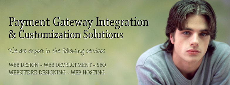 Payment Gateway Integration & Customization Solutions