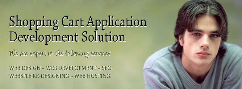 Shopping Cart Application Development Solution